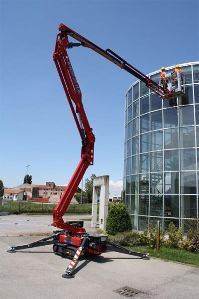 Hinowa Lightlift 17.75 Spider Lift