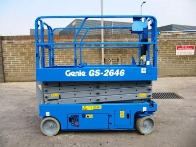 Genie GS-2646 for sale
