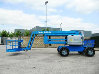 Genie Z-60/34 for sale